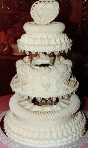 Lambeth Wedding Cake