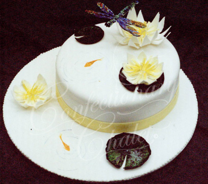 Water Lilly Cake 1996